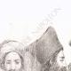 DETAILS 02 | Egyptian costumes - Greek monk - Jewish - Primate  - Greek from Rosette (Egypt)