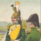 DETALJER 03   7:e Dragoner Regiment i Sélestat - Elsass - Frankrike (1825)