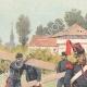 DETALJER 01 | 15:e Artillery Regiment i Strasbourg - Elsass - Frankrike (1855)