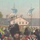Einzelheiten 03 | Sappeure der Nationalgarde - Straßburg - Elsass - Frankreich (1848)