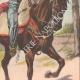 DETAILS 04 | Regimenten van de Huzaren van de Moezel en van het Noorden - Elzas - Frankrijk (1819)