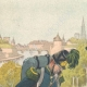 Einzelheiten 01 | Jäger-Regiment und Infanterie in Straßburg - Elsass - Frankreich (1862)