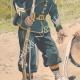 Einzelheiten 02 | Jäger-Regiment und Infanterie in Straßburg - Elsass - Frankreich (1862)