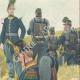 Einzelheiten 03 | Jäger-Regiment und Infanterie in Straßburg - Elsass - Frankreich (1862)