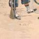 Einzelheiten 05 | Jäger-Regiment und Infanterie in Straßburg - Elsass - Frankreich (1862)
