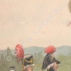 DETAILS 01 | Militaire Techniek - Pontonniers in Straatsburg - Aerostiers in Barr - Elzas - Frankrijk (1800)