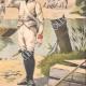 DETAILS 04 | Militaire Techniek - Pontonniers in Straatsburg - Aerostiers in Barr - Elzas - Frankrijk (1800)