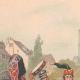 DETAILS 01 | Het Spaanse Regiment la Romana in Straatsburg - Elzas - Frankrijk (1805)