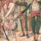 DETAILS 02 | Het Spaanse Regiment la Romana in Straatsburg - Elzas - Frankrijk (1805)