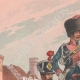 Einzelheiten 01 | General Rapp und sein Stab im Elsass - Frankreich (1815)