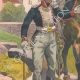 Einzelheiten 02 | General Rapp und sein Stab im Elsass - Frankreich (1815)