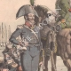 DETTAGLI 02 | 13° Reggimento degli Cacciatori a Strasburgo - Alsazia - Francia (1803)