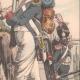DETTAGLI 04 | 13° Reggimento degli Cacciatori a Strasburgo - Alsazia - Francia (1803)