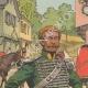DETAILS 01 | Regimento dos Jägeres em Neuf-Brisach - Alsácia - França (1825)