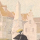 DETAILS 01 | 10e Cavalerieregiment in Colmar - Elzas - Frankrijk (1803)