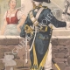 DETALJER 02 | 10:e Kavalleriregimentet i Colmar - Alsace - Frankrike (1803)