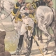 DETAILS 04 | 10e Cavalerieregiment in Colmar - Elzas - Frankrijk (1803)