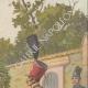 Einzelheiten 03 | Husar-Regimenter von Meurthe und Jura - Elsass - Frankreich (1819)