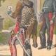 Einzelheiten 04 | Husar-Regimenter von Meurthe und Jura - Elsass - Frankreich (1819)