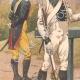DETALLES 02 | Gendarmería - Regimiento de Pioneros en Estrasburgo - Alsacia - Francia (1819)