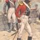 Einzelheiten 02   Schweizer-Regiment von Steiner in Strassburg - Elsass - Frankreich (1818)