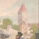 DETTAGLI 03 | Reggimento svizzero di Steiner a Strasburgo - Alsazia - Francia (1818)