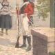 Einzelheiten 04   Schweizer-Regiment von Steiner in Strassburg - Elsass - Frankreich (1818)