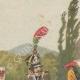 DETALJER 01   Lätta Infanteriregimentet - Vivandiere - Musiker - Frankrike (1809)