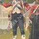 DETALJER 02   Lätta Infanteriregimentet - Vivandiere - Musiker - Frankrike (1809)