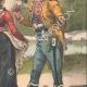 DETALJER 04   Lätta Infanteriregimentet - Vivandiere - Musiker - Frankrike (1809)