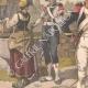 Einzelheiten 02   Grenadiere Oudinot in Straßburg - Elsass - Frankreich (1807)