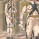 DETAILS 02 | Emperor Napoleon I and the Strasbourg Guard of honor - Alsace - France (1806
