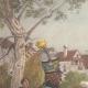 DETALJER 01 | Regimenter av Hussars - Haguenau et Schlettstadt - Elsass - Frankrike (1803)