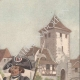 DETALJER 03 | Regimenter av Hussars - Haguenau et Schlettstadt - Elsass - Frankrike (1803)