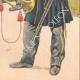 Einzelheiten 06 | Karabinier in Straßburg - Elsass - Frankreich (1843)
