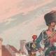 DETTAGLI 01 | Fanteria - Guardia Nacionale - Guide du gouverneur - Strasburgo - Alsazia - Francia (1813-1815)