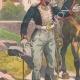 DETTAGLI 02 | Fanteria - Guardia Nacionale - Guide du gouverneur - Strasburgo - Alsazia - Francia (1813-1815)