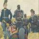 DETALJER 03 | Fotjägare och Infanteri i Strasbourg - Elsass - Frankrike (1862)