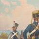 DETAILS 01 | Artillerie te Voet en te Paard in Straatsburg - Elzas (1819)
