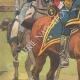DETAILS 02 | Regimentos de Artilharia a pé e a cavalo em Estrasburgo - Alsácia (1819)