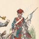 DÉTAILS 03 | Hussards russes - Uniforme militaire (1813)