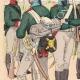 DETALLES 02 | Granadero - Infantería - Artillería - Ejército Ruso - Traje militar (1807)