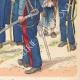 DETALJER 06 | Ryska kosackar - Rysk Armé - Militär uniform (1813-1814)