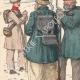 DETALLES 02 | Landwehr rusa - Ejército Ruso - Traje militar (1812-1814)