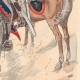 Einzelheiten 04   Russische Husaren und Drachen - Russische Armee - Militärkleidung (1807)