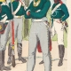 DETAILS 04 | Grenadier - Infantry - Artillery - Russian Army - Military uniform (1807)