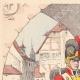 DETAILS 01 | Granadeiros - Tambor - Infantaria - Baviera - Alemanha (1809)
