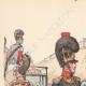 DETALJER 01 | Royal Bavarian Artillery - Militär uniform - Tyskland (1812)