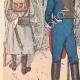 DETALJER 02 | Royal Bavarian Artillery - Militär uniform - Tyskland (1812)