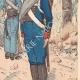 DETALJER 04 | Royal Bavarian Artillery - Militär uniform - Tyskland (1812)